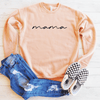 Mama Drop Shoulder Sweatshirt