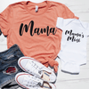 Mama & Mama's Mini Shirt Set