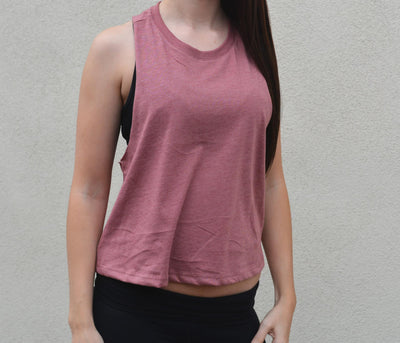 Plain Jane Crop Top