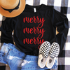 Merry Merry Merry Long Sleeve