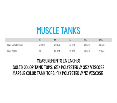 Don't Be Upset With The Results Muscle Tank