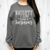 Naughty List Survivor Sweatshirt