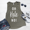 Oh Kale No Muscle Tank