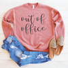 Out Of Office Drop Shoulder Sweatshirt