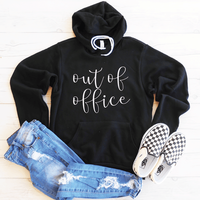 Out Of Office Fleece Lined Hoodie