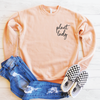 Plant Lady Drop Shoulder Sweatshirt