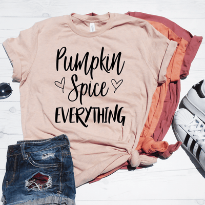 Pumpkin Spice Everything Shirt