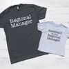 Regional Manager & Assistant To the Regional Manager Set