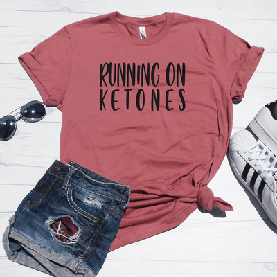 Running On Ketones Shirt