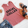Serial Chiller Crop Top