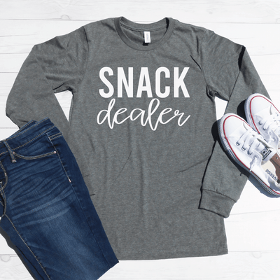 Snack Dealer Long Sleeve Shirt