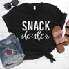 Snack Dealer V-Neck Tee