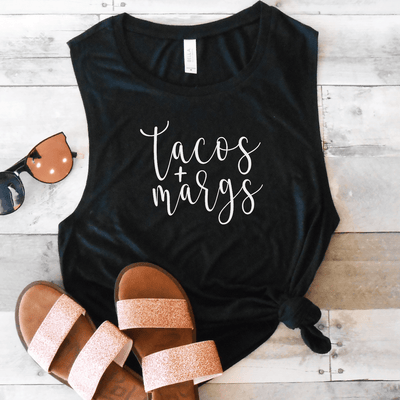 Tacos & Margs Muscle Tank