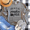 Take Me To The Pumpkin Patch Long Sleeve Shirt