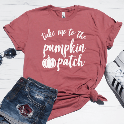 Take Me To The Pumpkin Patch Shirt