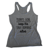 Today's Goal Keep the Tiny Humans Alive® Eco Tank