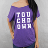 Touchdown Flowy Shirt