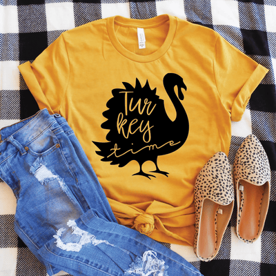 Turkey Time Shirt