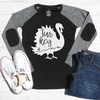 Turkey Time Elbow Patch Shirt