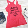 Whatever Sprinkles Your Donuts Eco Tank
