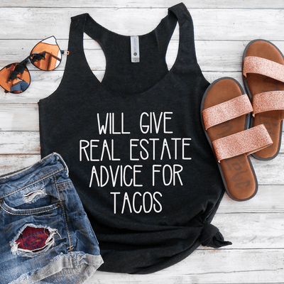 Will Give Real Estate Advice For Tacos Eco Tank