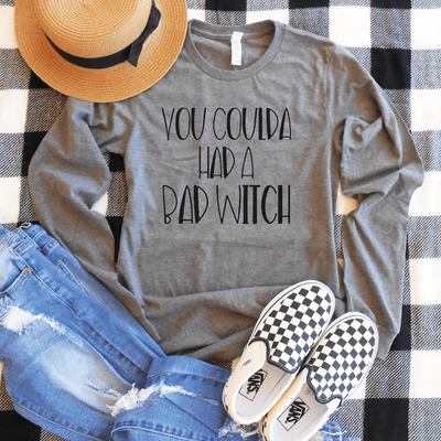You Coulda Had A Bad Witch Long Sleeve Shirt
