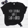 You Coulda Had A Bad Witch V-Neck Tee