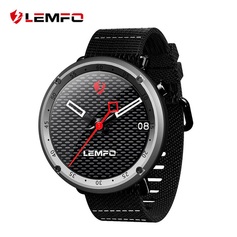 Lemfo lf22 smart watch gps bluetooth