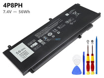 7.4V 56Wh Dell 4P8PH battery
