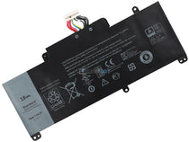 3.7V 18Wh Dell 74XCR battery