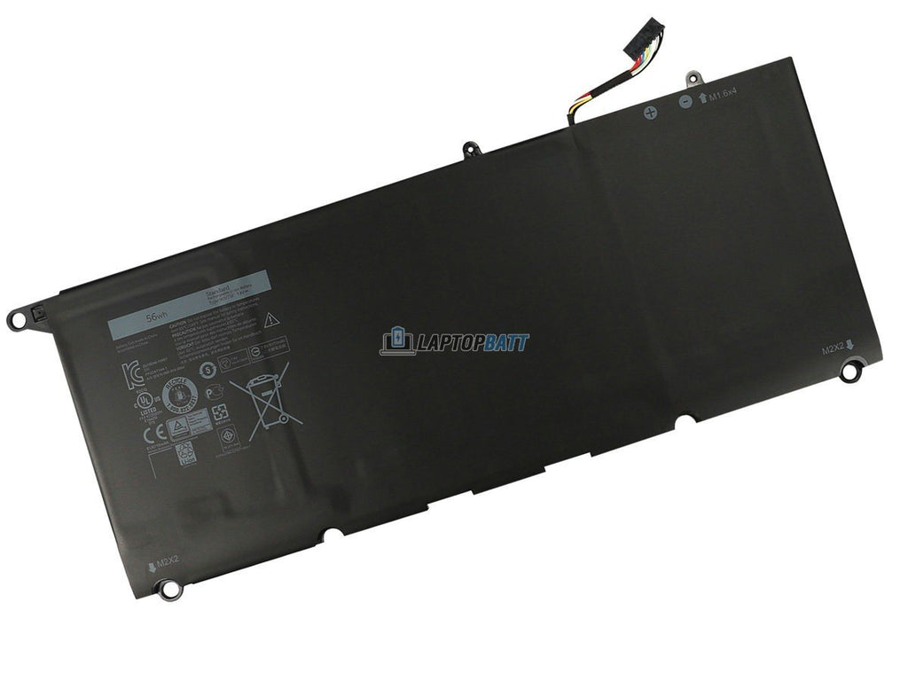 7.4V 52Wh Dell XPS 13-9350 battery