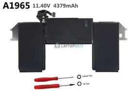11.40V 4379mAh Apple A1965 battery