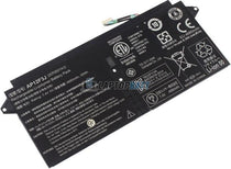 7.4V 4600mAh Acer AP12F3J battery