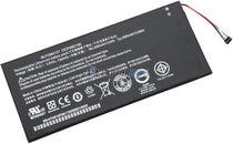 3.8V 3580mAh Acer MLP2964137 battery