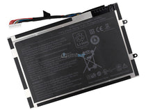 14.8V 4200mAh Dell Alienware M11X battery