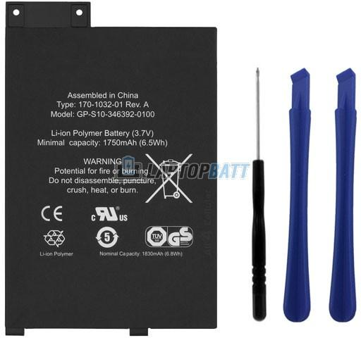 3.7V 1750mAh Amazon Kindle 3 battery