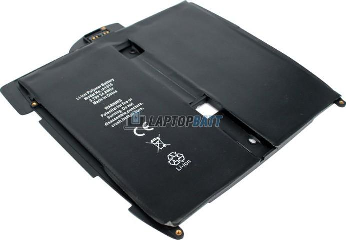 3.75V 24.8Wh Apple iPad 1 (A1315) battery