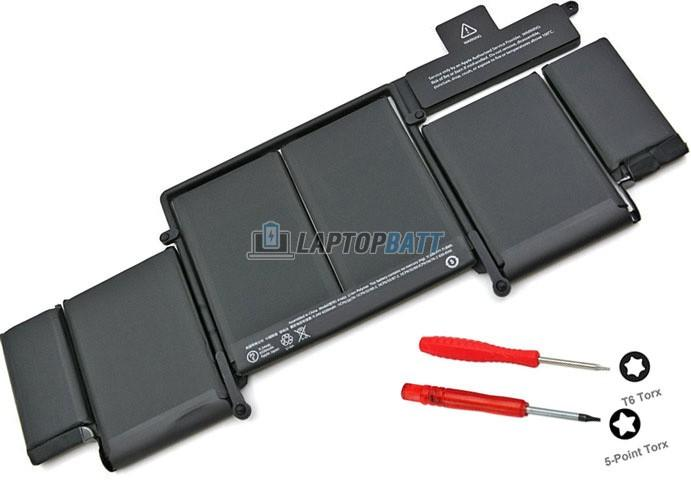 11.34V 71.8Wh Apple A1493 battery