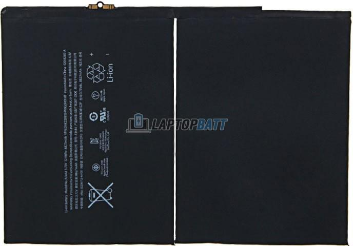 3.73V 8827mAh Apple iPad 5 battery