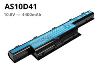 6 Cells 4400mAh  Acer Aspire 4741 battery