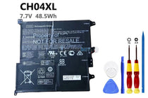 7.7V 48.5Wh HP CH04XL battery