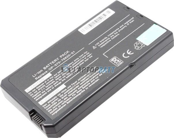 14.4V 4400mAh Dell Inspiron 1000 battery