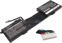 14.8V 1950mAh/28Wh Dell Inspiron Duo 1090 battery