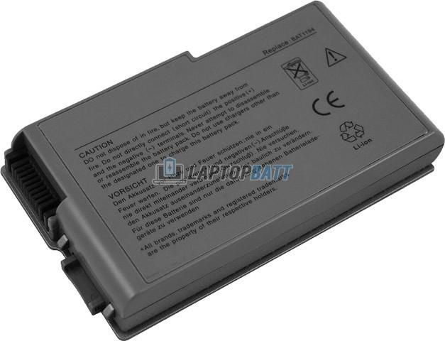 11.1V 4400mAh Dell Latitude D500 battery