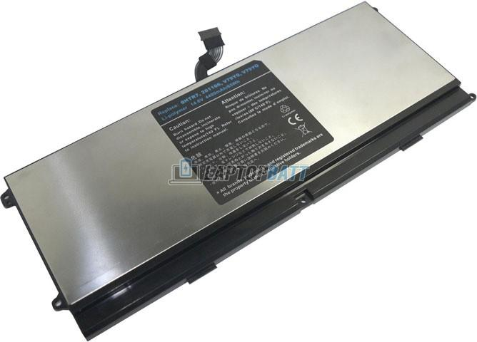 14.8V 4400mAh Dell XPS 15z battery