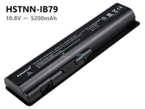 6 Cells 5200mAh HP Pavilion DV4 battery