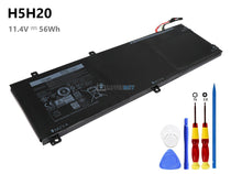 3 Cells 56Wh Dell XPS 15 9560 battery