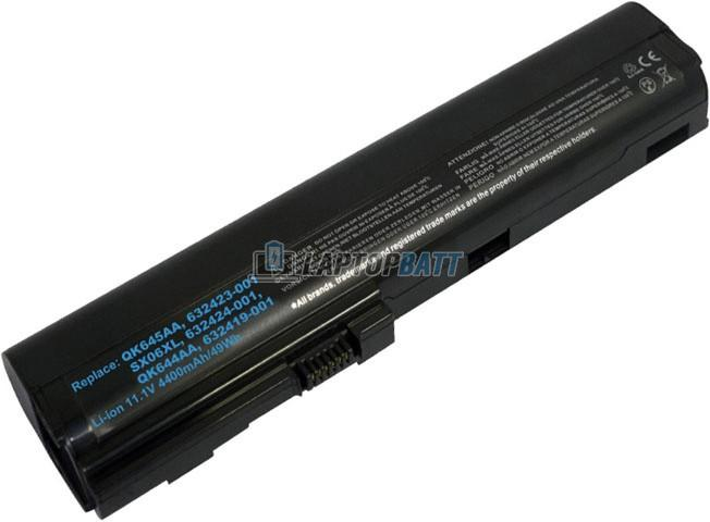 11.1V 4400mAh HP EliteBook 2560P battery