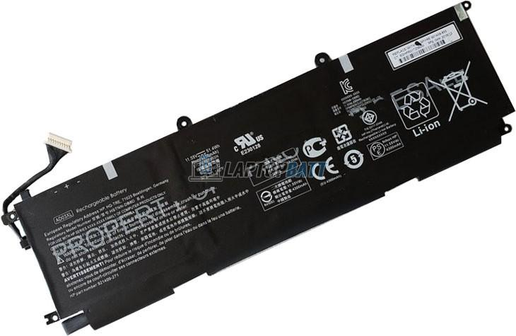 11.55V 51.4Wh HP AD03XL battery