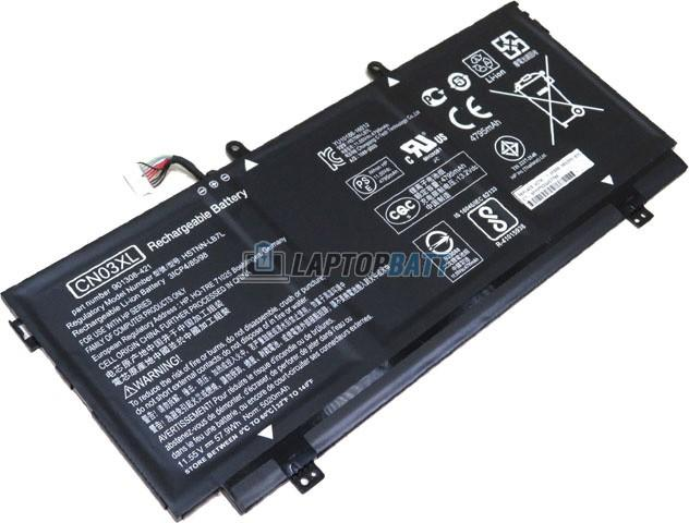 11.55V 57.9Wh HP CN03XL battery